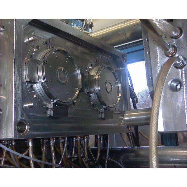 Coperchio 5 galloni due cavità